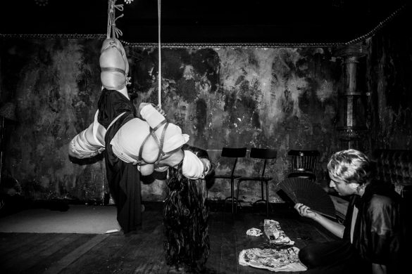 Rope Visions with Gestalta Judd and Tamandua Ropë